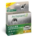 ACTIPLANT Collier antiparasitaire noir pour chat