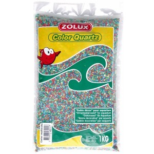 ZOLUX Color Quartz Multicolor 1kg