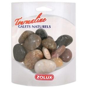 ZOLUX Galets naturels Tourmaline