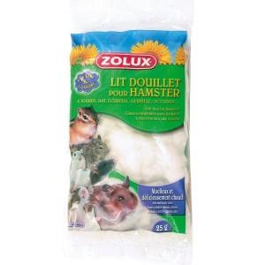 ZOLUX Lit douillet blanc