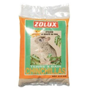 ZOLUX Terre à bain Chinchilla