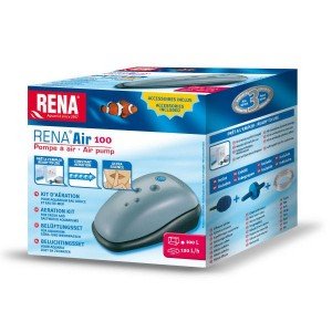 RENA Air 100 - Pompe à air pour aquarium
