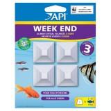 API Blocs Weekend 3 jours pour poissons