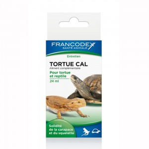 FRANCODEX Tortue Cal