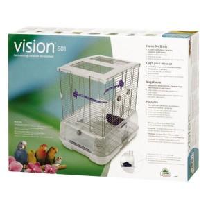 VISION 2   S01 - cage oiseaux