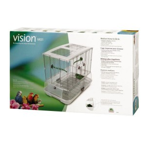 VISION 2  M01 - cage oiseaux
