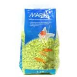 MARINA Gravier Fluo Jaune 1kg pour aquarium