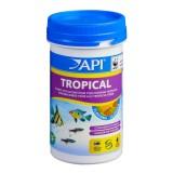 API Tropical Flocons 250ml - Aliment pour poisson tropicaux
