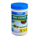 API Mini Cichlid Granulés 100ml - Aliment pour cichlidés nains