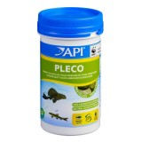 API Pleco Comprimés 250ml - Aliment pour poissons de fond herbivores