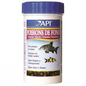 Aliment API Poisson de fond Granulés