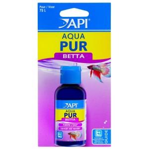 API AQUA Pur Betta - Conditionneur pour poisson combattant
