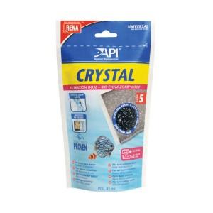 API Crystal 5 pour une eau limpide de l'aquarium