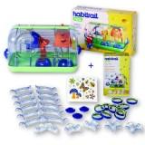 HABITRAIL mini - Cage + lot de tubes pour souris et hamsters nains