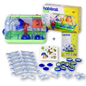 HABITRAIL mini - Cage + tubes