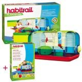 HABITRAIL Playground - Cage + lot de tubes pour hamster