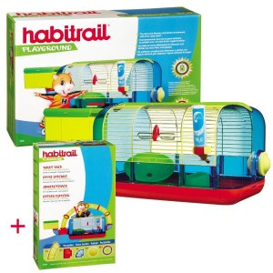 HABITRAIL Playground - Cage + tubes