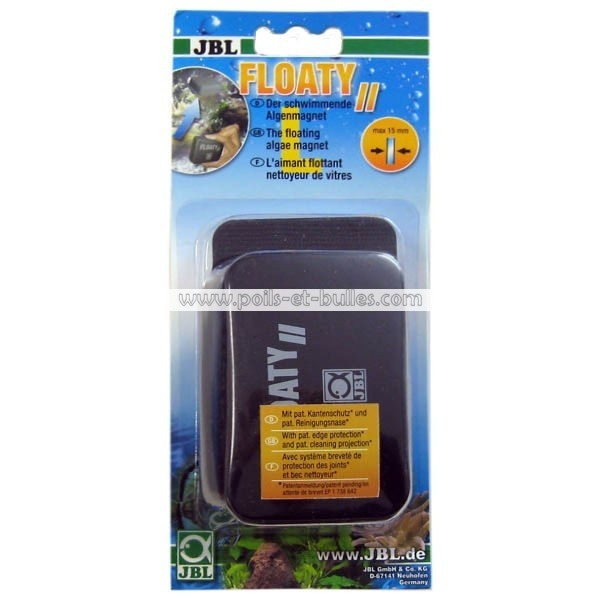 Aimant pour aquarium jbl floaty ii for Jbl aquarium