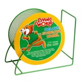 LIVING WORLD Roue Mailles fines pour hamster