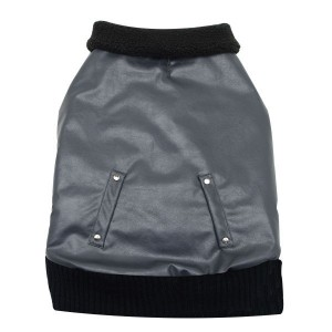 DOG IT Bomber Gris/Noir