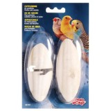 LIVING WORLD Os de seiche 13cm (x2) pour oiseaux