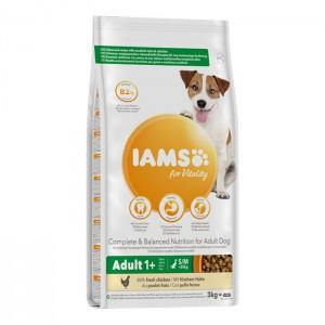 IAMS chien Adult Small/Medium - Croquettes Premium pour chien adulte