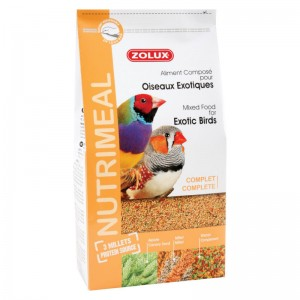 ZOLUX NutriMeal Exotiques
