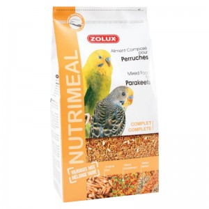 ZOLUX NutriMeal Perruches