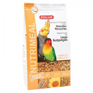 ZOLUX NutriMeal Grandes Perruches