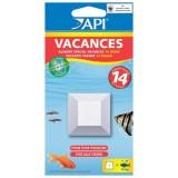 API Bloc vacances 14 jours pour poissons d'aquarium