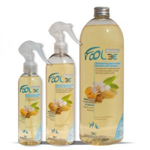 FOOLEE Shampooing Peau sensible Chien et Chat