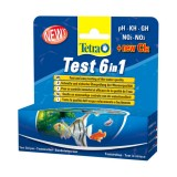TETRA Test 6 en 1 - Test pour aquarium