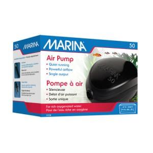 MARINA Pompe à air 50 pour aquarium