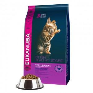EUKANUBA chaton Kitten Healthy Start