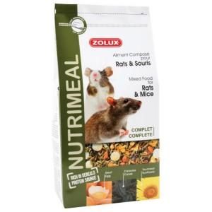 ZOLUX NutriMeal Rats & Souris