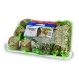 VERSELE-LAGA Combipack Maxi - Assortiment de filets de graines et boulles de graisse pour oiseaux du jardin