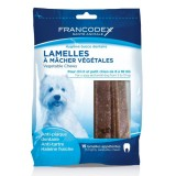 FRANCODEX Lamelles à mâcher pour chiot et petit chien