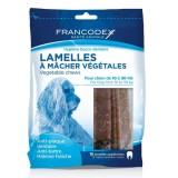 FRANCODEX Lamelles à mâcher pour chien