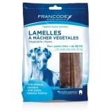 FRANCODEX Lamelles à mâcher pour grand chien