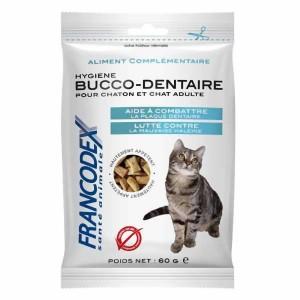 FRANCODEX Hygiène bucco-dentaire chat
