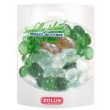 ZOLUX Perles de verre Seychelles Island