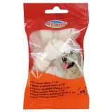 AVANTI Os noué blanc 7 cm pour chien ou chiot