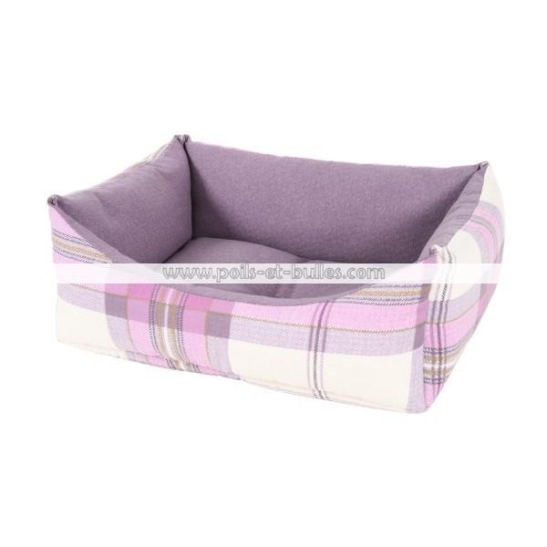 zolux scott sofa rose pour chien. Black Bedroom Furniture Sets. Home Design Ideas
